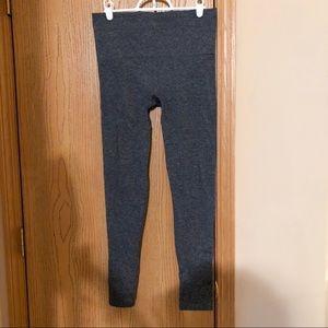 Heather grey spanx leggings